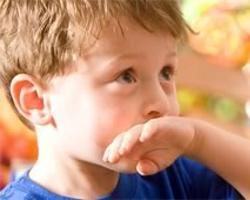 Неотложная помощь при рвоте у ребенка